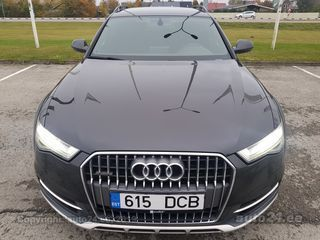 Audi A6 allroad S-Line Sports Edition Alpine package 3.0 TDI 160kW