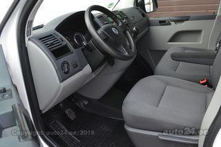 Volkswagen Transporter 2.0 TDI 84kW