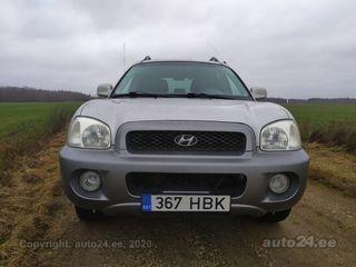 Hyundai Santa Fe 2.0 83kW