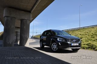 Volvo XC60 GEARTRONIC BUSINESS-PAKET 2.0 D4 133kW