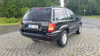 Jeep Grand Cherokee 4.7 164kW
