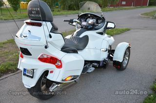 Can-Am Spyder RT RT SE LIMITED 72kW