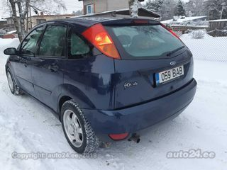 Ford Focus 1.6 R4 74kW