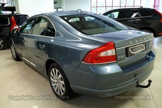 Volvo S80 ADVANCED SAFETY SECURITY PACK 2.0 D4 120kW