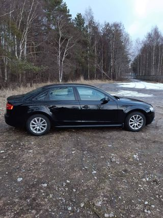Audi A4 LIMOUSINE 1.8 88kW