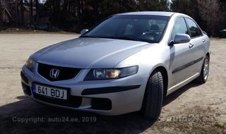 Honda Accord 2.2 i-CTDi 103kW