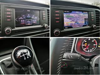 SEAT Leon Ecomotive 1.6 81kW