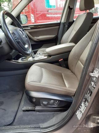 BMW X3 F25 3.0 190kW