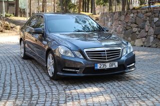 Mercedes-Benz E 350 Avantgarde AMG Package 3.0 195kW