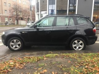 BMW X3 Facelift ATM 2.5 160kW