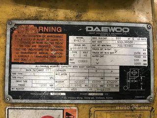 Daewoo B15T 2