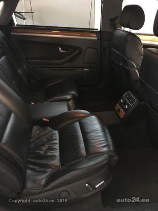 Audi A8 6.0 331kW