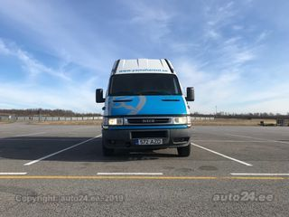 Iveco Daily 35S17V 3.0 122kW