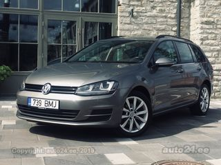 Volkswagen Golf Variant DSG Business Package 1.4 103kW