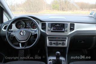 Volkswagen Golf Sportsvan 1.6 TDI 81kW