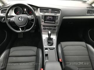 Volkswagen Golf 7 Highline LED 1.6 TDI 81kW