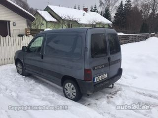 Citroen Berlingo 1.4 16v 66kW
