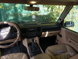 Land Rover Discovery 2 2.5 Td5 102kW
