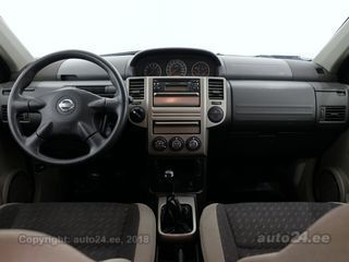 Nissan X-Trail Comfort Facelift 2.0 103kW