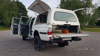 Mitsubishi L200 2.5 R4 85kW