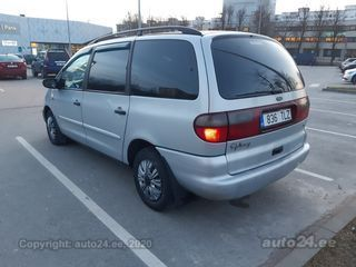 Ford Galaxy Ghia 1.9 tdi 81kW