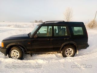 Land Rover Discovery Td5 2.5 102kW