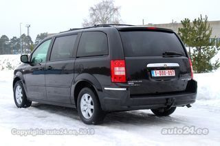 Chrysler Grand Voyager LX COMFORT STOW/N/GO 2.8 CRD 120kW