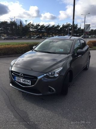 Mazda 2 Luxury Plus 6AT 1.5 66kW