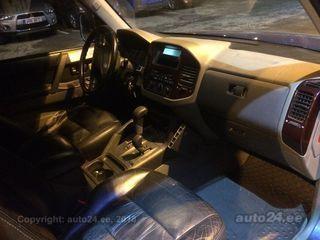 Mitsubishi Pajero 3.5 V6 149kW