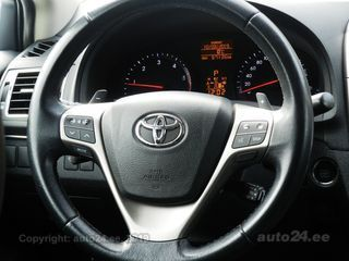 Toyota Avensis D-CAT Facelift Executive 2.2 110kW
