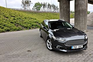Ford Mondeo BUSINESS EDITION+ 2.0 TDCI 132kW