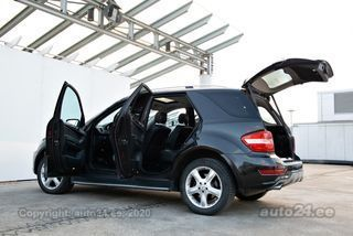 Mercedes-Benz ML 500 AMG 4Matic 5.5 V8 285kW