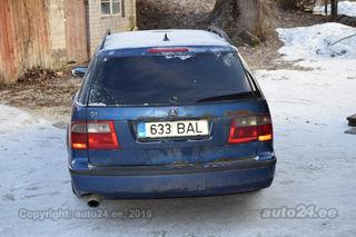 Saab 9-5 aero 2.3 R4 184kW