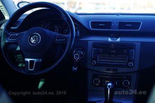 Volkswagen Passat 1.4 118kW
