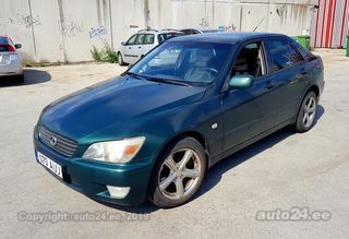 Lexus IS 200 2.0 V6 114kW