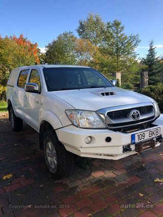 Toyota Hilux Double Cab 2.5 106kW