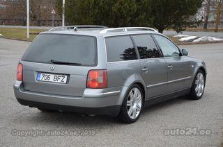 Volkswagen Passat V6 Highline 132kW
