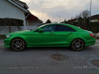 Mercedes-Benz CLS 350 3.0 AMG style 195kW
