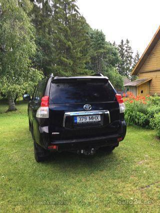 Toyota Land Cruiser 150 3.0 R4 140kW
