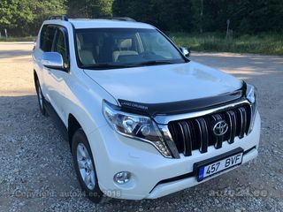 Toyota Land Cruiser Luxury 4WD 2.8 130kW