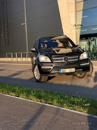 Mercedes-Benz GL 350 3.0 165kW