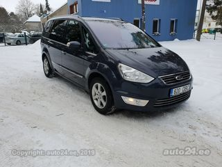 Ford Galaxy Chia 2.2 147kW