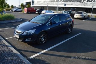 Opel Astra Sports Tourer 1.7 96kW