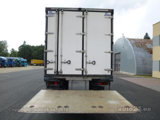 Mercedes-Benz Axor 1828 4x2+SIDE OPENING 205kW