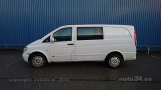 Mercedes-Benz Vito MIXTO 2.2 85kW