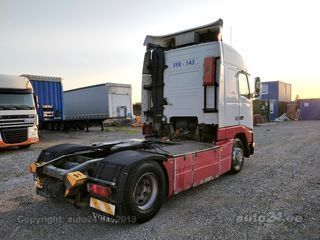 Volvo FH12 380 Globetrotter Manual 12.0 D12A380 279kW
