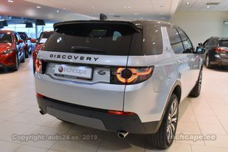 Land Rover Discovery Sport HSE Luxury 2.0 TD4 110kW