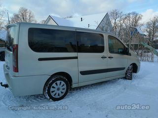 Citroen Jumpy 2.0 88kW