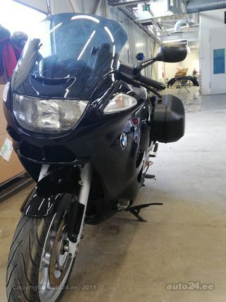 BMW K 1200 RS k1200rs r4 96 96kW