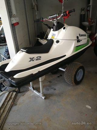 Kawasaki x2